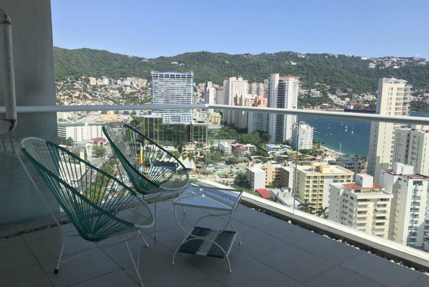 Acqualina SUR 2402 - Renta de Departamentos en Acqualina Acapulco