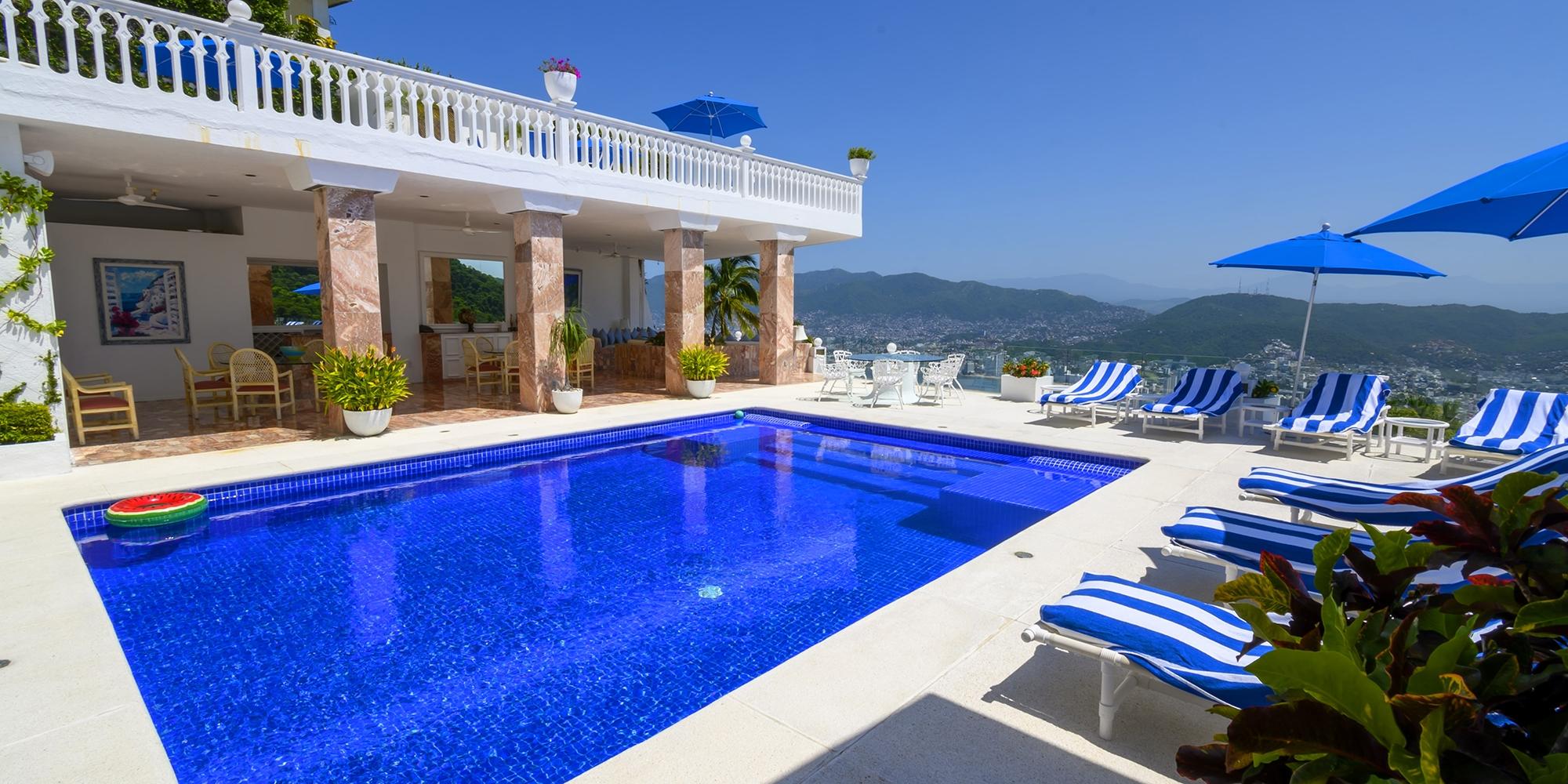 Villa Privada en Las Brisas