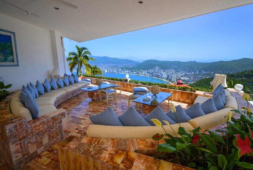 Venta de Villa Privada en Las Brisas Acapulco